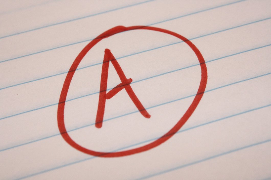 a-school-letter-grade